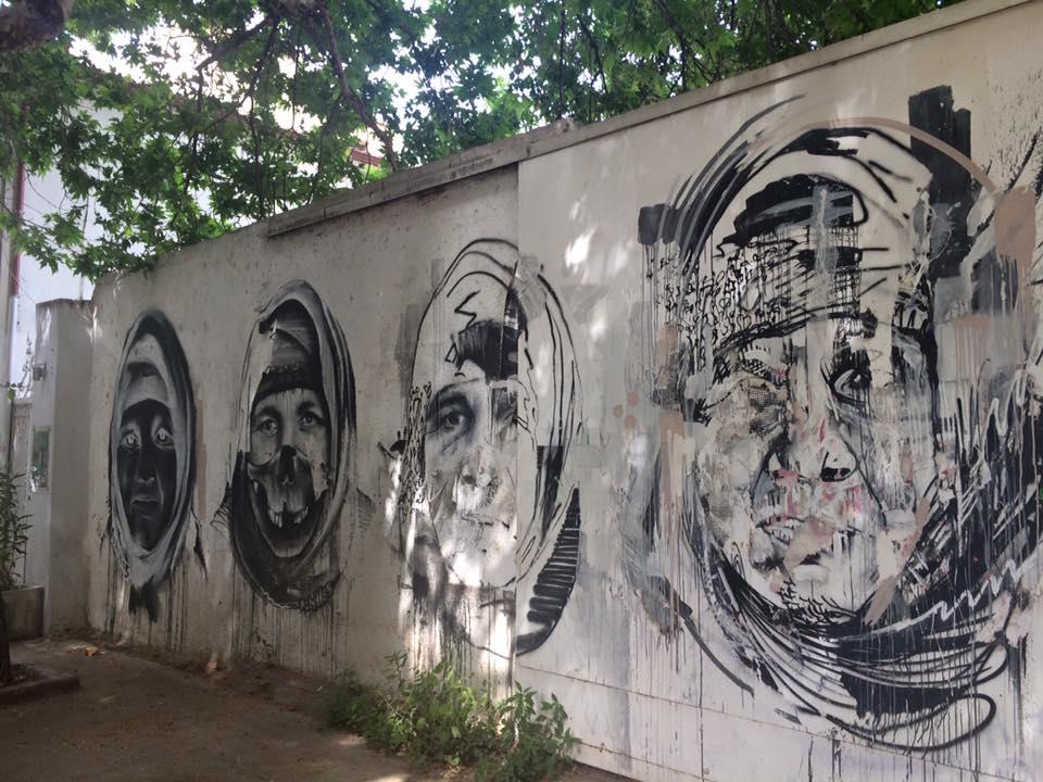 greece grafiti