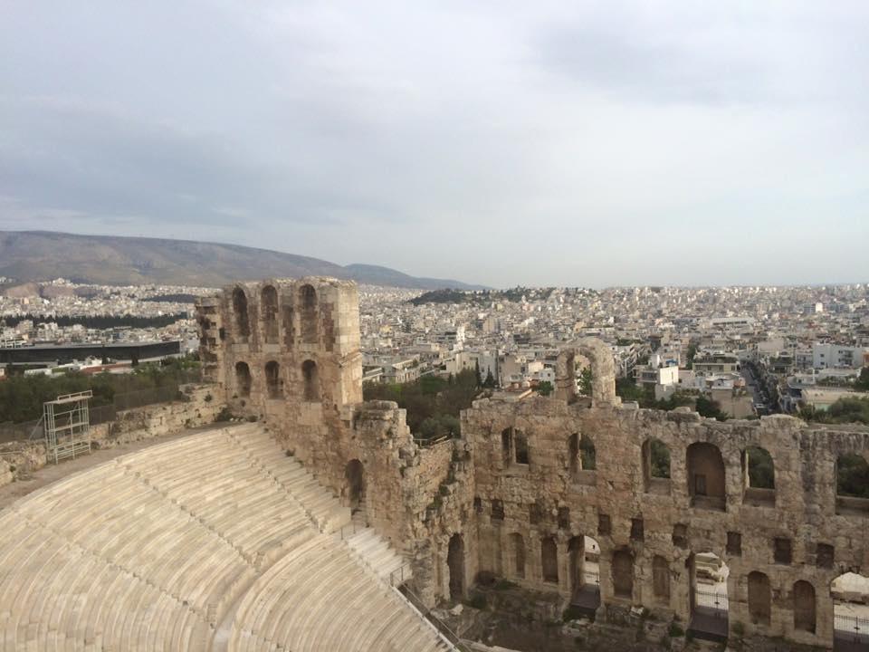 greece town